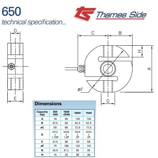 Thames Loadcell 650, Thames Loadcell 650, Loadcell-650-thames-side-anh_1413832682.jpg