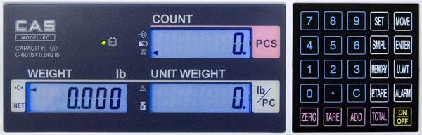 Cân đếm điện tử EC , Can dem dien tu EC, cas-ec_keyboard_1378024411.jpg