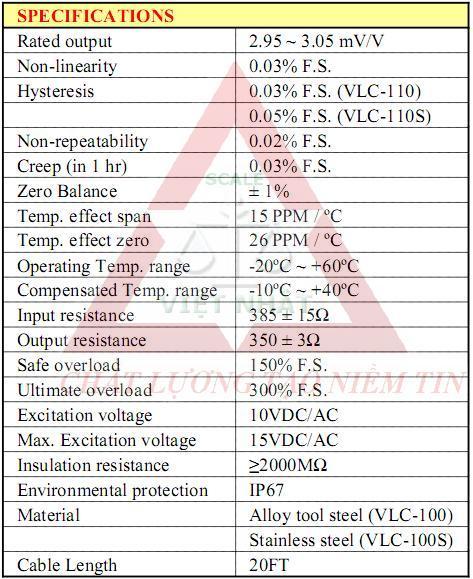 Loadcell VLC 110, Loadcell VLC 110, datasheet-oadcell-vlc-110_1341894881.JPG