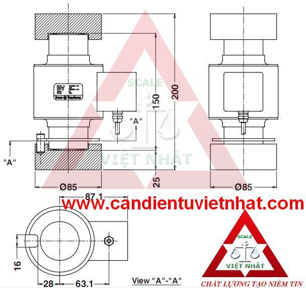 Loadcell ASC Vishay, Loadcell ASC Vishay, loadcell-asc-Revere-transducers_1403901284.JPG