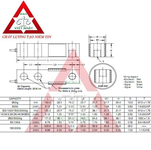 Loadcell Vishay SQB, Loadcell Vishay SQB, loadcell-vishay-celltron-sqb-datasheet_1342361025.JPG
