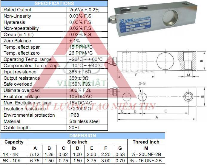 Loadcell VLC 100 SH, Loadcell VLC 100 SH, loadcell-vlc-A100SH_1341898448.JPG