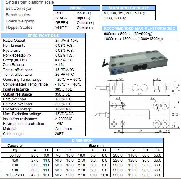 Loadcell VMC VLC 138, Loadcell VMC VLC 138, loadcell_VLC-A138_1341886059.JPG