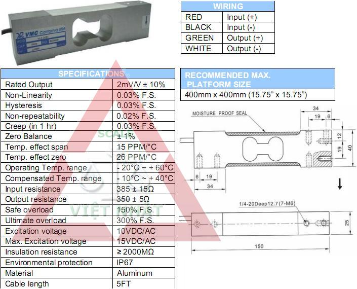 Loadcell VMC VLC 131, Loadcell VMC VLC 131, loadcell_vlc_131_1341889685.JPG