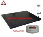 Cân sàn điện tử, Can san dien tu - Cân bàn 1 tấn