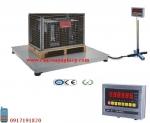 Cân sàn điện tử, Can san dien tu - Cân bàn 3 tấn