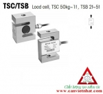 can dien tu, cân điện tử - Loadcell TSC
