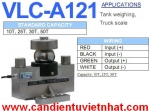 Loadcell cân xe tải, Loadcell can xe tai - Loadcell VLC A121
